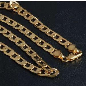 Other - NEW Gold cuban link gold chain